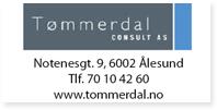 Annonse Tømmerdal Consult
