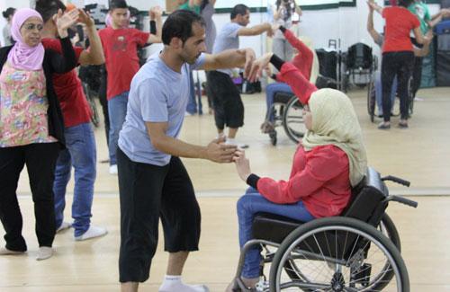 Palestine Rehabilitation Dance Advocacy