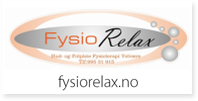 Annonse Fysio Relax