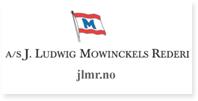 Annonse J Ludwig Mowinckles Rederi
