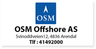 Annonse Agder Osm Offshore