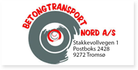 Annonse Betongtransport Nord AS
