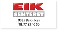 Annonse Eik Senteret Målselv Bardufoss